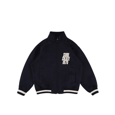 [10% SALE] Skate 1975 high-neck track jacket