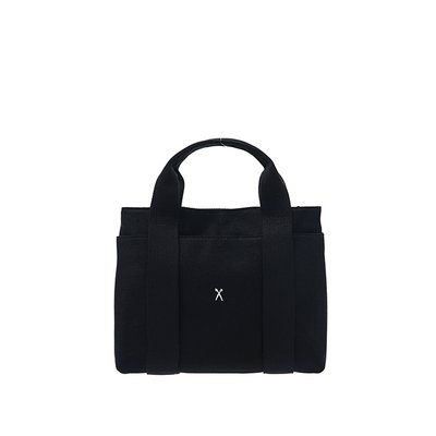 [조셉앤스테이시] Stacey Daytrip Tote Canvas S Black