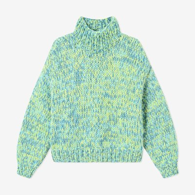 WOOD WOOD 우드우드 INGA TURTLENECK MULTI COLOR