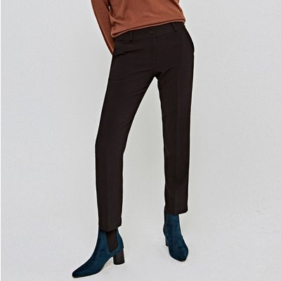 [DEANS] LAURENT STRAIGHT SLACKS_BLACK