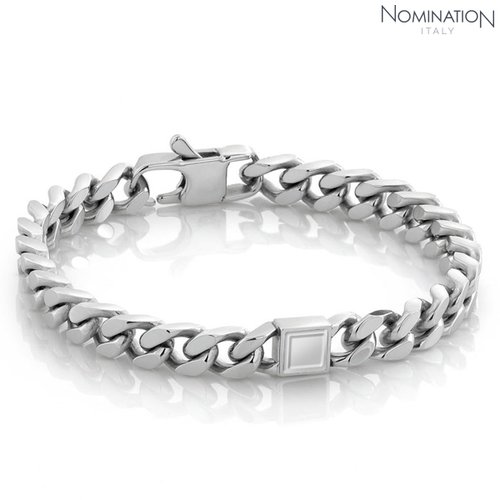 팔찌 BOND (본드) Bracelet in stainless steel LARGE 021953/001