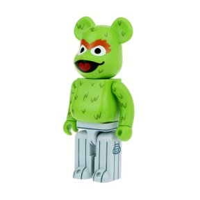400% BEARBRICK OSCAR THE GROUCH