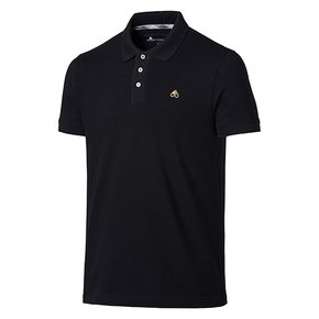 [MOOSEKNUCKLES] 남성 골드 폴로 셔츠MENS GOLD POLO (20SM10MT712GMK292)