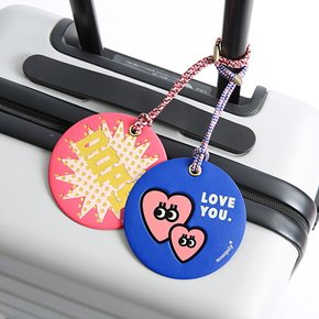 [모노폴리]MERRYGRIN TRAVEL TAG