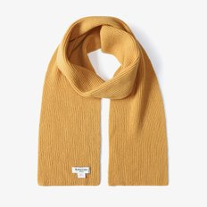 ★30%OFF★본사정품 Royal Rib Scarves (YEL) HYMU1934670-YEL