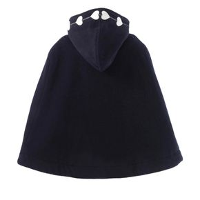 Heart Hooded Cape