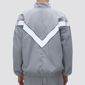 PT TRACK JACKET NEW SLIVER