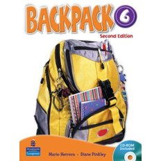 Backpack 6 : Studentbook (Paperback+Interactive CD-ROM/ 2nd Ed.)
