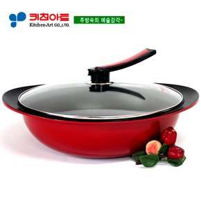 파티(PARTY) WOK PAN(36CM)대형
