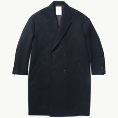 CHESTER FIELD COAT BLACK