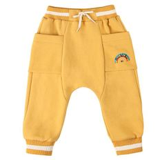 Rainbow baby out pocket pants / BP8321116