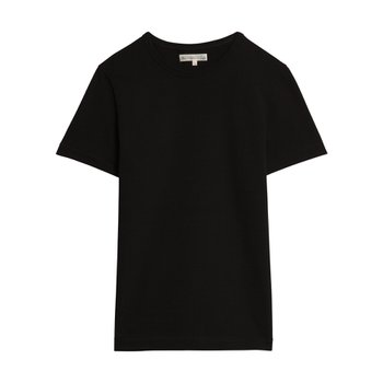215 CLASSIC CREW NECK T-SHIRT DEEP BLACK