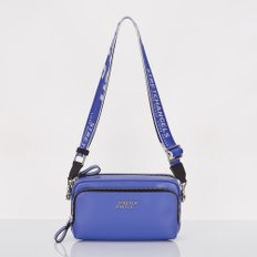 스트레치엔젤스[파니니백]PANINI metal logo solid bag (Violet)