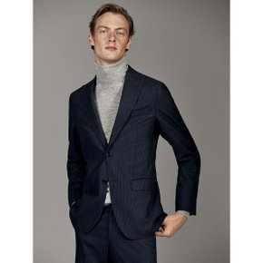 LIMITED EDITION SLIM FIT PINSTRIPE WOOL BLAZER 02015415401