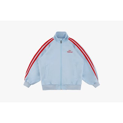 [10% SALE] Icebiscuit high neck track jacket