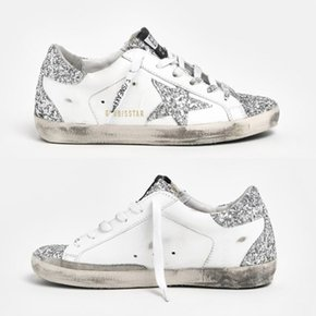Golden Goose Superstar Glitter Star GWF00102.F000144.80185 골든구스 슈퍼스타 스니커즈