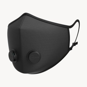 Urban Breathing Mask Solid black