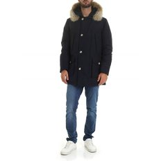 Arctic Parka Df in blue (WOCPS2880 UT0108 MLB)