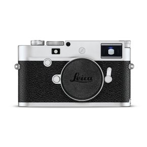 [본사직영] LEICA M10-P, silver chrome finish