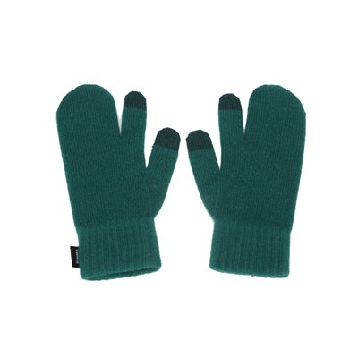 FENNEC KNIT TIMI GLOVES - GREEN