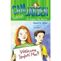 Cam Jansen 33: The Spaghetti Max Mystery (Paperback)