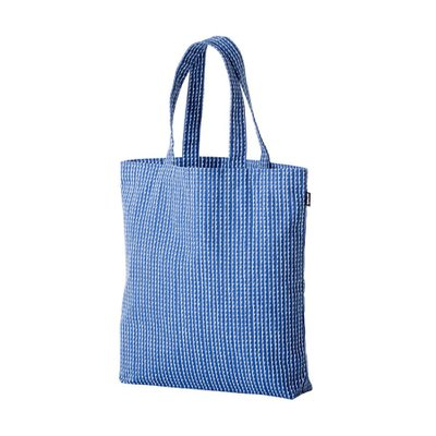 RIVI CANVAS BAG Blue/White