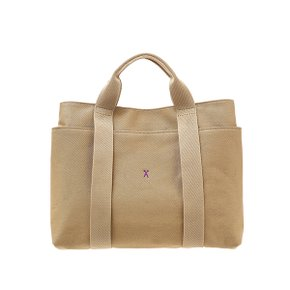 [9/21~10/10 10% 파격적립][조셉앤스테이시] Stacey Daytrip Tote Canvas M Beige