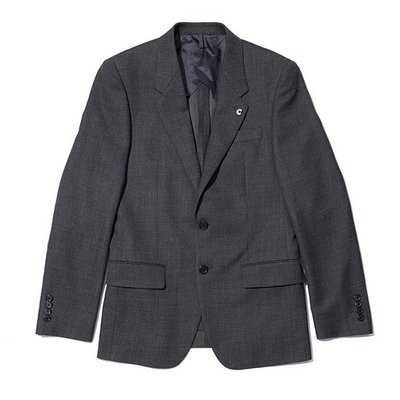 wool & cotton suit_CWFBM19334GRX_CWFCM19334GRX