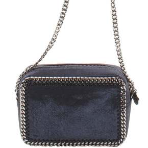 Stella McCartney Falabella Shaggy Deer Chain Cross Bag