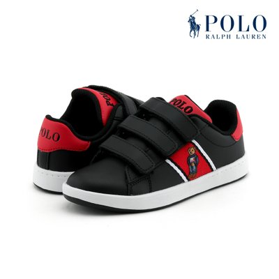 폴로(POLO) [JUNIOR] QUILTON BEAR EZ 스니커즈 RF101959LC-K