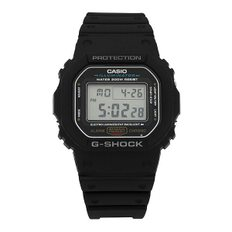 [병행수입] G-SHOCK 지샥 DW-5600E-1V BASIC FIRST TYPE 남성