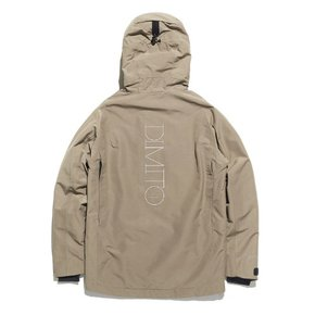 [BILLABONG][DIMITO] 19/20 DIMITO APEX 2L PADDED JACKET_BEIGE (디미토 에이펙스 보드복 자켓)