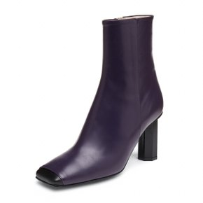 Forest square toe ankle boots(purple)_DG3CX18526PUR
