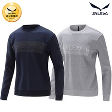 [살레와] TC GR SWEAT M L/S_AMP18277