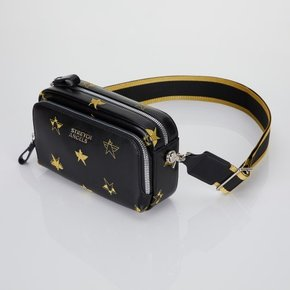 스트레치엔젤스[파니니백]Twinkle PANINI bag(Black/gold)(SUMR15941)