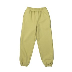 COZY SWEAT PANTS (OLIVE GREEN)