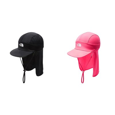 NE3CL05 KS TNF WATER CAP 키즈 워터 캡