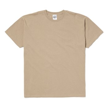 와일드동키 PANTHER T-SHIRT DARK BEIGE