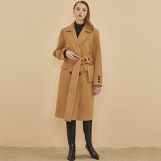 [SSG 혜택가]STANDARD WOOL MAC DOUBLE COAT BEIGE