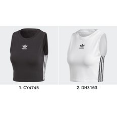 [WOMENS ORIGINALS] 크롭 탱크 (CY4745,DH3163)