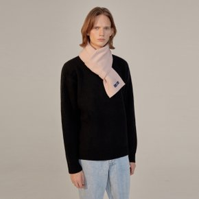GABRIE CASHMERE KNIT MUFFLER - 5 COLOR