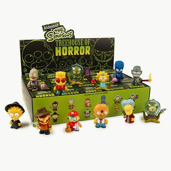SIMPSONS TREE HOUSE OF HORRORS MINI SERIES (단품 랜덤발송)