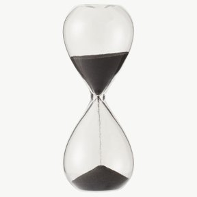 TIME S 3mins SMALL BLACK