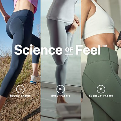 Experience the Science of Feel™
