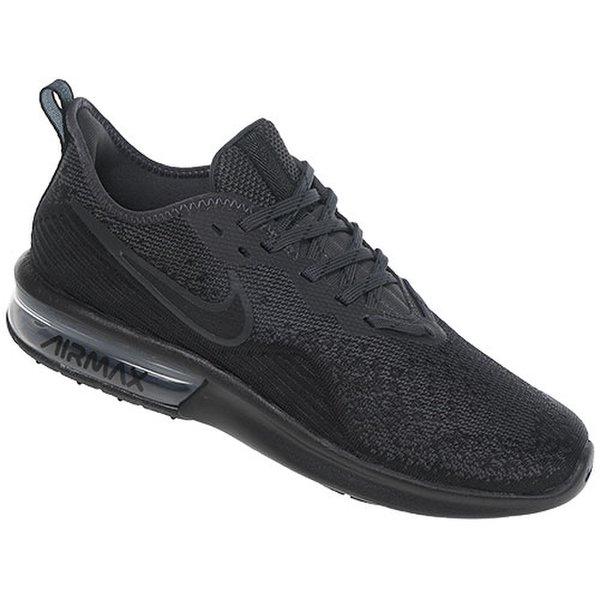 ff7e61a1417 운동화 AO4485-002 나이키 에어 맥스 시퀀트 4 (블랙) NIKE AIR 신발 ...