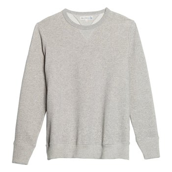 346 CREW-NECK SWEATSHIRT GREY