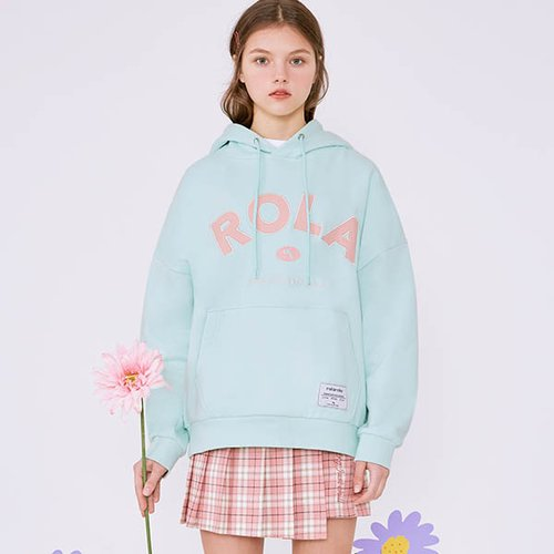 (HD-20101) ROLA SIGNATURE HOOD T-SHIRT MINT