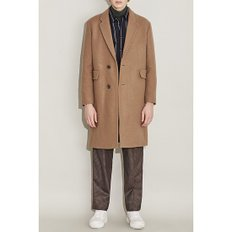 woolcash half double solid coat CWCAW18835BEX