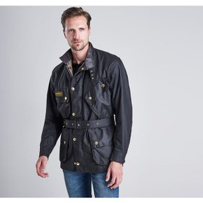 바버 인터내셔널 A-7 왁스자켓 (Barbour International Original Waxed Jacket) MWX0004