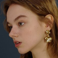 Daisy Double Earring